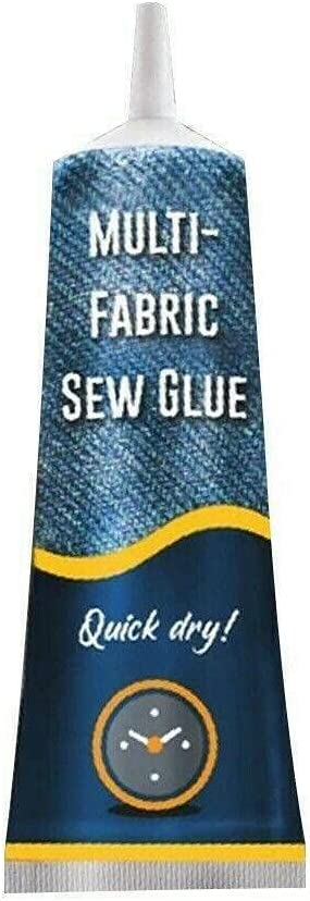 Fabric Glue Boston Mall - Sewing Bargain Solution Kit Fast Instant Tack Dry Easy