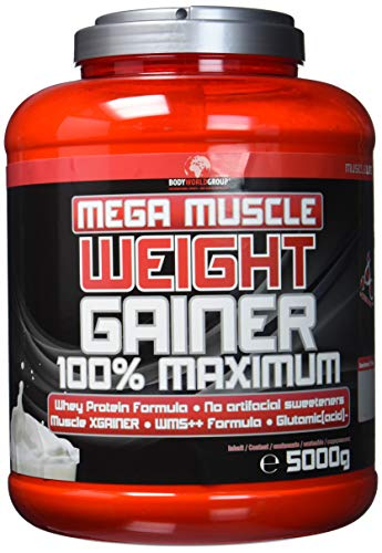 BWG Mega Muscle Weight Gainer