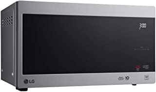 LG LMC0975AST 0.9 cu. ft. NeoChef Countertop Microwave with Smart Inverter and EasyClean, Stainless Steel (Renewed)