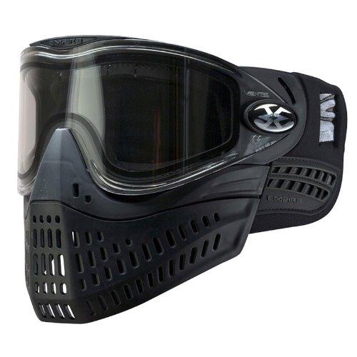 Empire Paintball Maske E-Flex, Schwarz, 61067