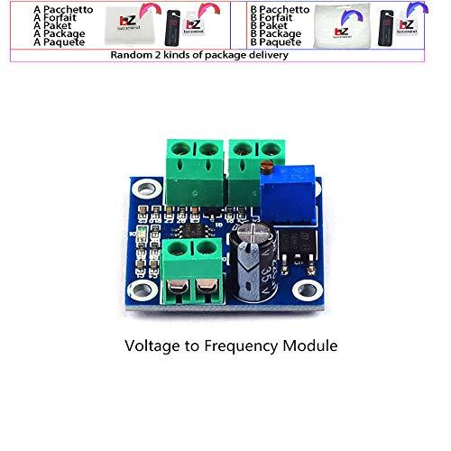 PWM zu Spannungswandler/Frequenz-Spannungswandler Modul 0%-100% auf 0-10V/0-10V auf 0-10KHz Analog Konverter-Modul