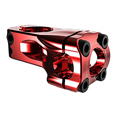Cycle Group PX-ST135318F-RD Promax Banger BMX Front Load Stem, Red