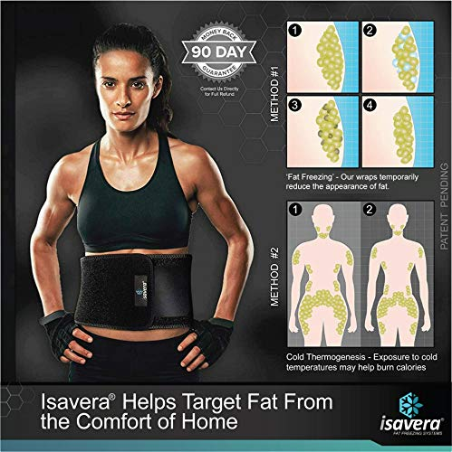 Isavera Fat Freezing System - Freeze Fat Cells at Home