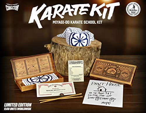 Dr.Collector DCKKID04 Kid Miyagi-Do Karate School Kit