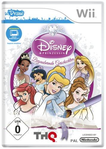 Disney Prinzessin - Bezaubernde Geschichten (uDraw erforderlich)