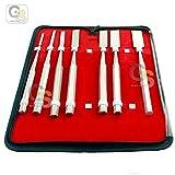 G.S 7 Hibbs Osteotome Set Orthopedic Surgi Instruments Best Quality...