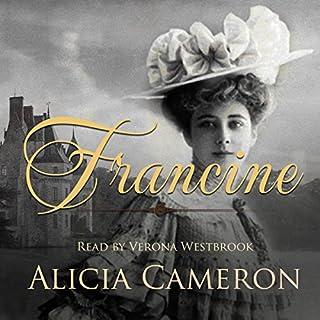 Francine audiobook cover art