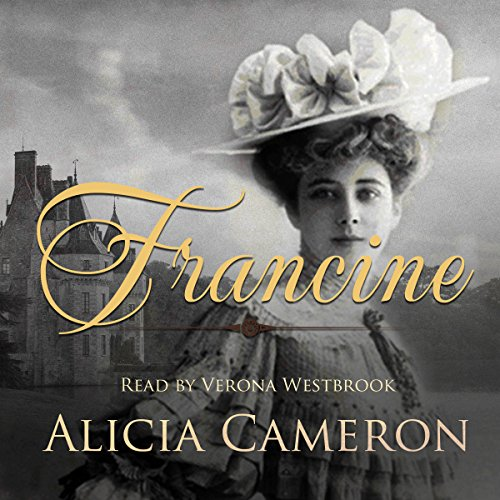 Francine audiobook cover art