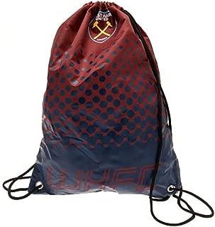 West Ham United F.C. Gym Bag Official Merchandise by West Ham United F.C.
