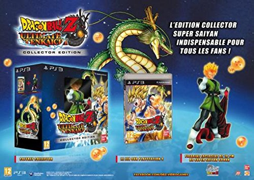 Dragonball Z: Ultimate Tenkaichi - Collector's Edition (exklusiv bei Amazon.de)