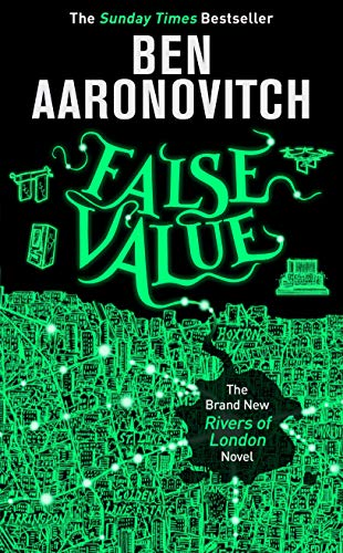 False Value: The Sunday Times Number One Bestseller (A Rivers of London novel Book 8) (English Edition)