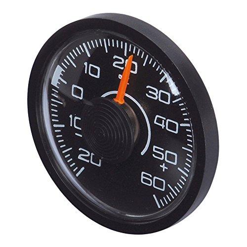 Smart-Planet hoogwaardige thermometer voor binnenshuis, zelfklevende bevestiging, voor bijvoorbeeld je auto, kas, sauna, garage enz.