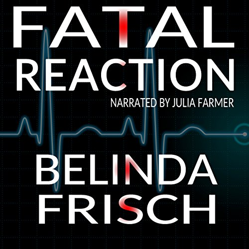 Fatal Reaction audiobook cover art
