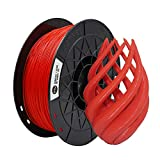 red 10s - CCTREE ST-PLA (PLA+) 3D Printer Filament 1.75mm Accuracy +/- 0.03 mm 1kg Spool (2.2lbs) for Creality Ender 3/Ender 3 Pro,CR-10S/CR-10S Pro Red