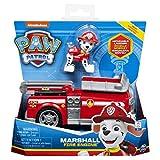 Paw Patrol - 6054135 - Jeu enfant - Véhicule + Figurine Marcus - La Pat' Patrouille