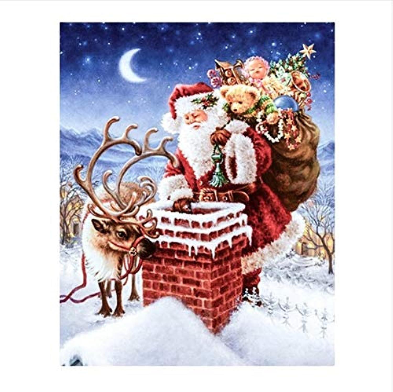 Czyyou Diy Digital Malen Nach Zahlen Weihnachten Weihnachten
