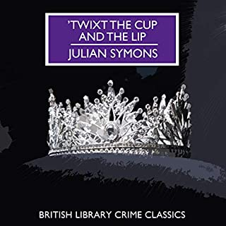 'Twixt the Cup and the Lip audiobook cover art