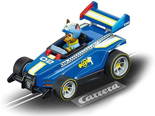 HOFF pour Carrera go Pat Patrouille - Voiture de Course de Chase Ready Race - Voiture pour Circuit Bleue