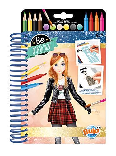 Buki France CM103 Modebuch-Rockige Outfits