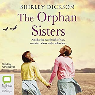 The Orphan Sisters audiobook cover art