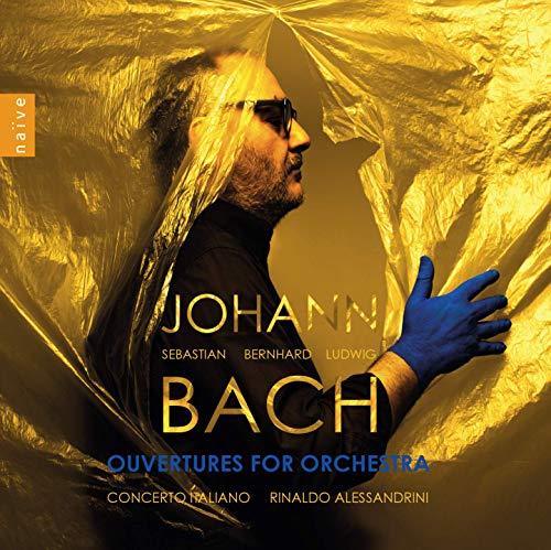 Johann Sebastian Bach Complete Ouvertures for Orch