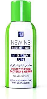 New NB Hand Sanitizer Spray, 120 ml