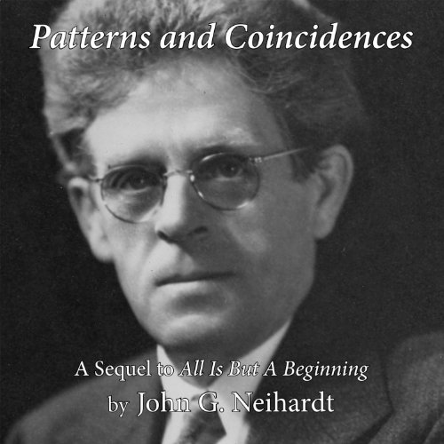 Patterns and Coincidences audiobook cover art