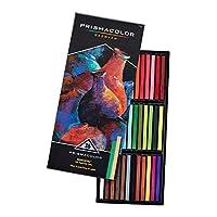 SANFORD Prismacolor プリズマカラーパステル NUPASTEL 36色セット カリスマカラー [並行輸入品]