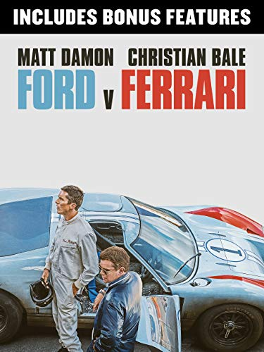Ford v Ferrari + Bonus Features