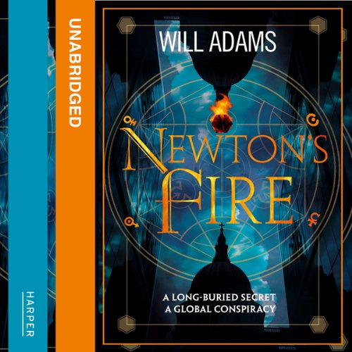 Newton's Fire audiobook cover art