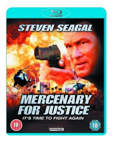 MOMENTUM PICTURES Mercenary For Justice [BLU-RAY]