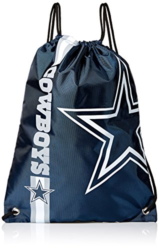 NFL Dallas Cowboys Big Logo Drawstring Backpack