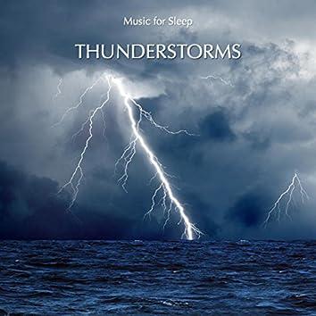 Music for Sleep Thunderstorm