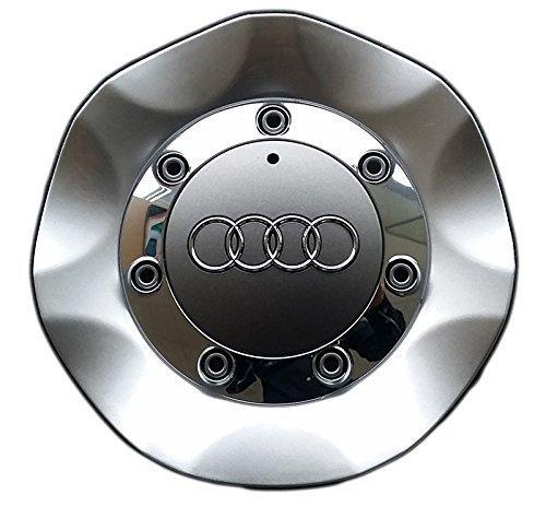1x Original Audi-Tapacubos Llanta Tapa Buje Tapa 4F0071214