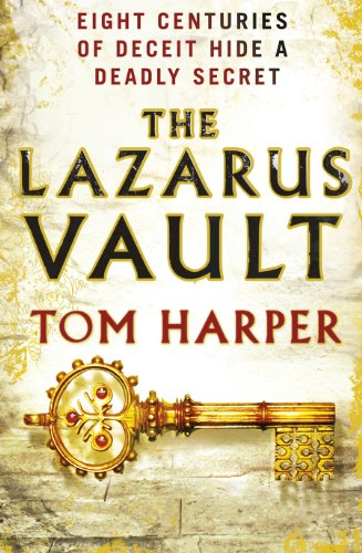The Lazarus Vault (English Edition)