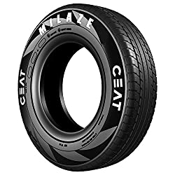 Ceat 101429 Milaze TL 145/70 R12 69T Tubeless Car Tyre for Maruti 800,Ceat,Milaze TL