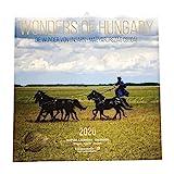 Wonders of Hungary 2020 Calend...