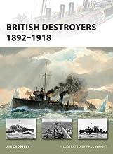 British Destroyers 1892–1918 (New Vanguard Book 163)