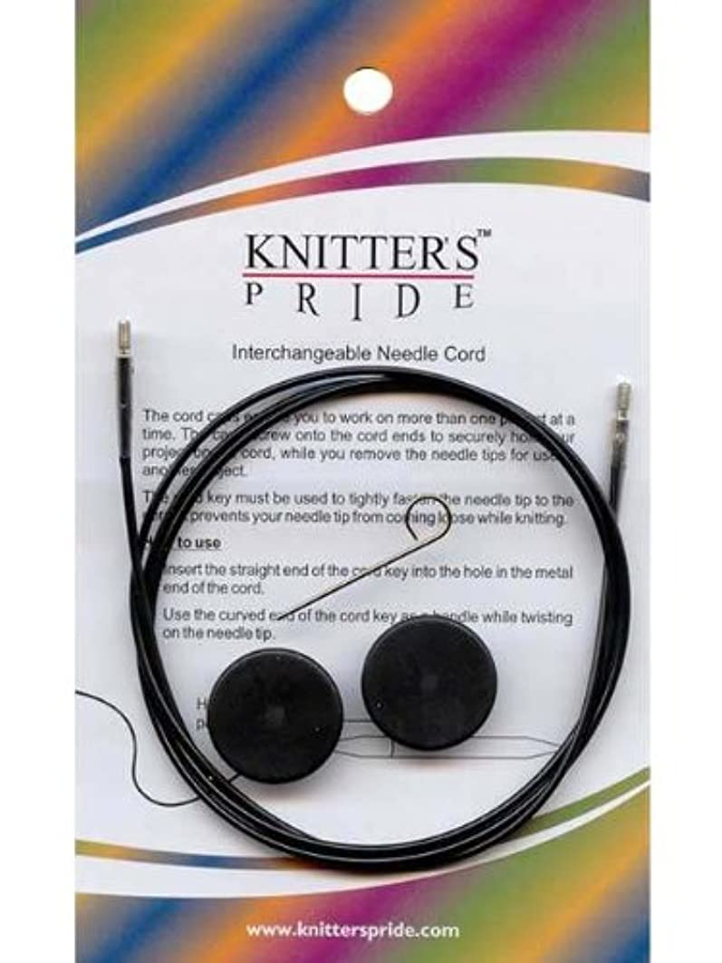 Knitter-s Pride Cords, 49'' (125 cm to make 150 cm/ 60'' IC needle)