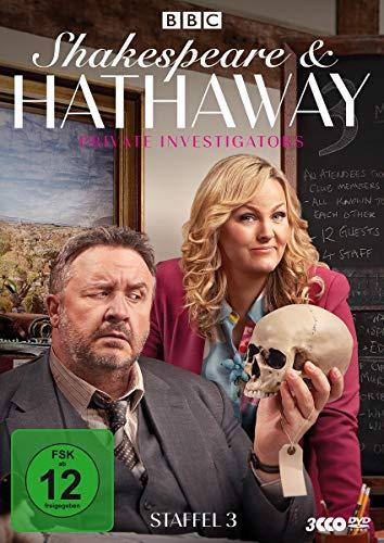 Shakespeare & Hathaway: Private Investigators - Staffel 3 [3 DVDs]
