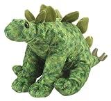 Wild Republic Stegosaurus Plush, Dinosaur Stuffed Animal, Plush Toy, Kids Gifts, Cuddlekins, 12 Inches