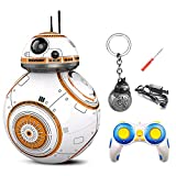 JLHOBBY Star Wars BB-8 RC Robot Star Wars BB-8 2.4GHz Remote Control...