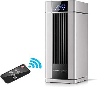 WYXR Calefactor Cerámico Smart Ceramic. Oscilante, 2 Modos, Mando a Distancia, Termostato Regulable, Sistema Antivuelco, Protección sobrecalentamiento,Remotecontrol