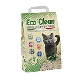 Croci Cat Litter Eco Clean, 6 Litre