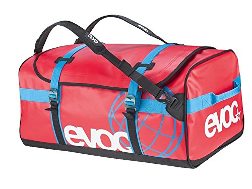 EVOC Sports GmbH Duffle Bag uitrustingstas, rood, 70 x 40 x 35 cm, 100 liter