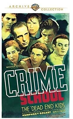 Crime School from Warner Bros.