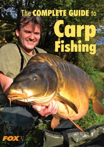 The Fox Complete Guide to Carp Fishing (Fox Guide) (English Edition)