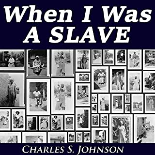 When I Was a Slave audiobook cover art