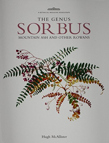 Genus Sorbus: Mountain Ash and other Rowans