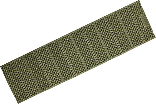 ROBENS Zigzag Slumber Isomatte, Grün, 180 x 48 x 2.0 cm